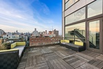 BREATHTAKING VIEWS, 2 Bed Penthouse w/3 Private Terraces & 14 Ft. Wall of Windows
